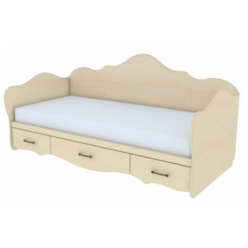 Детская кровать Прованс К 4-1/1900х800 (б/накл)