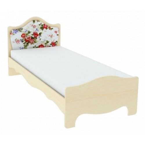 Детская кровать Прованс К 4-5/2000х1000 с накладками