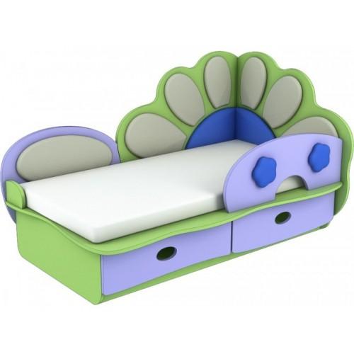 Детская кровать Ромашка (1800х800)