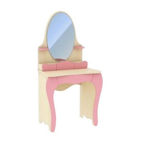 Детский стол Прованс с зеркалом