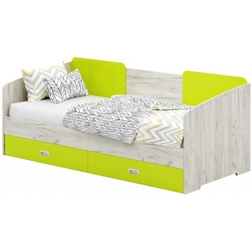 Кровать детская Сити С14