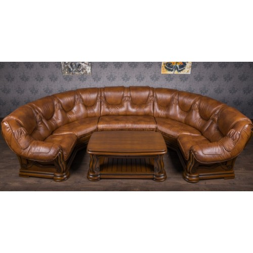 Угловой диван Гризли (380х220)