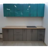 Кухня модульна Гарант Гламур (фарба)