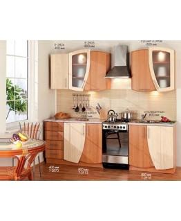 Кухонний гарнітур Комфорт меблі КХ 22