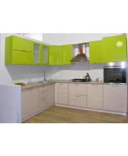 Кухня модульна СМ Ківі (2700х2000х2180)