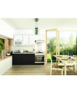 Кухня модульна СМ Сіті (2000x600x2132)