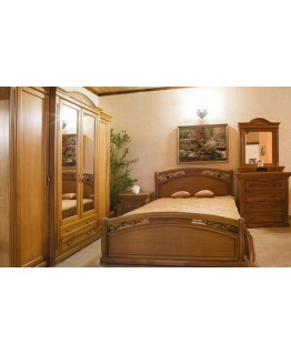 Спальня Елеонора стиль Роксолана (дерево)
