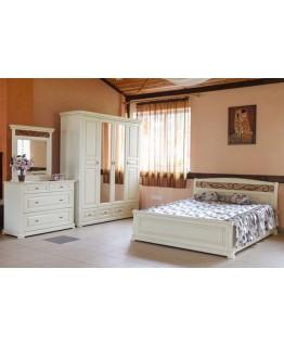 Спальня Елеонора стиль Вікторія (дерево)