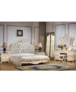 Спальня СВ Софія Мілан (молочно-білий)