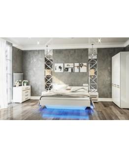 Спальня Світ меблів Б'янко (мдф)