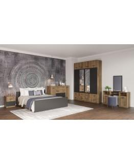 Спальня Світ меблів Лотос (дсп)
