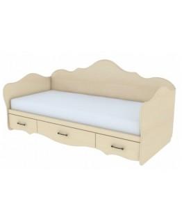 Дитяче ліжко Ренесанс Прованс К 4-1/1900х800 (б/накл)