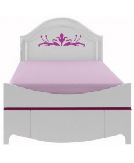 Дитяче ліжко Вісент Ніколь Н 02
