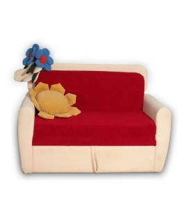 Дитячий диван Elegant Сонечко 1,35