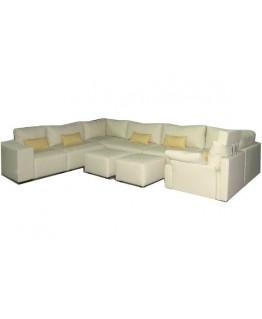 Кутовий диван Bisso City (модульний)