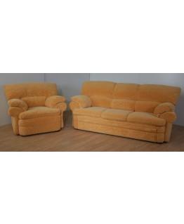 Комплект м'яких меблів Elegant Ніколь 3+1+1