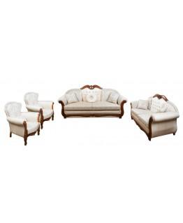 Комплект м'яких меблів Лотос–М Султан 3+2+1+1