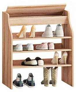 Тумба для взуття Комфорт меблі Еко 700 відкрита
