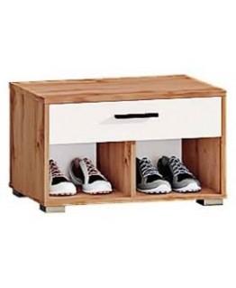 Тумба для взуття Комфорт меблі Вендо 1Ш.660