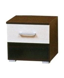 Тумба приліжкова Світ меблів Елегія (ДСП)