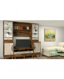 Вітальня Першотравневі меблі Інтим 1