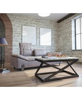 Журнальний стіл Метал-Дизайн Бент лонг