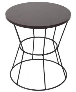 Журнальний стіл МеталАрт Арт 0,5