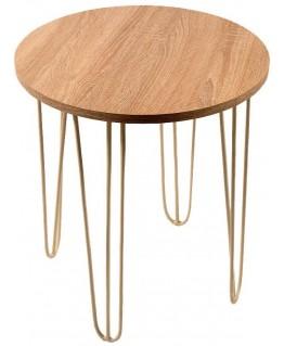 Журнальний стіл МеталАрт Браво 0,45