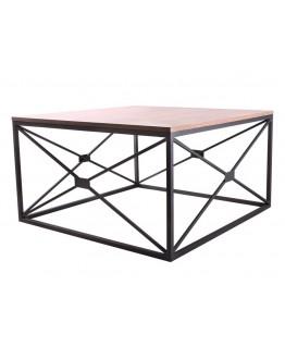 Журнальний стіл МеталАрт Стронг 0,8