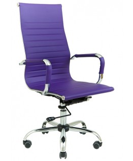 Офісне крісло Richman Балі (хром)