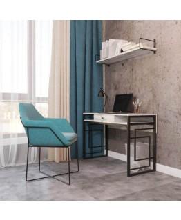 Письмовий стіл Метал-Дизайн Квадро 1,1