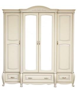 Шафа Елеонора стиль Ганна 4-х дверна