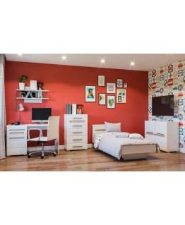 Дитяча кімната Світ меблів Б'янко (мдф)