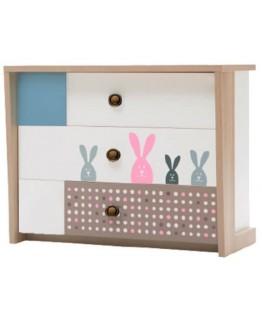 Комод дитячий Luxe Studio Banny (Кролик)
