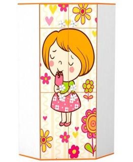 Шафа дитяча Luxe Studio Mandarin кутова