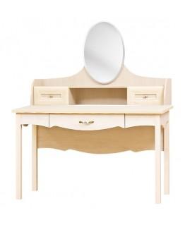 Туалетний столик Світ меблів Селіна з дзеркалом