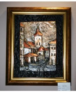 Картина Елемарк Львівський собор
