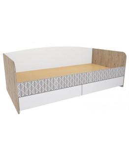 Дитяче ліжко Неман Нордік (тахта)