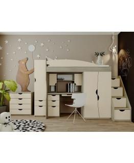 Дитяча кімната Світ меблів Саванна 1