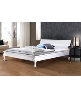 Ліжко МІКС-меблі Затишок Ніколь (білий)