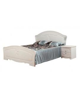 Ліжко Світ меблів Луїза (мдф)