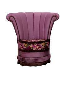 Кресло Лили (высокая спинка)