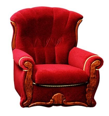 Кресло Роксана высокая спинка