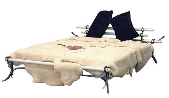Кровать L -04