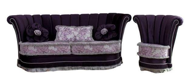 Комплект мягкой мебели Лили 3+1