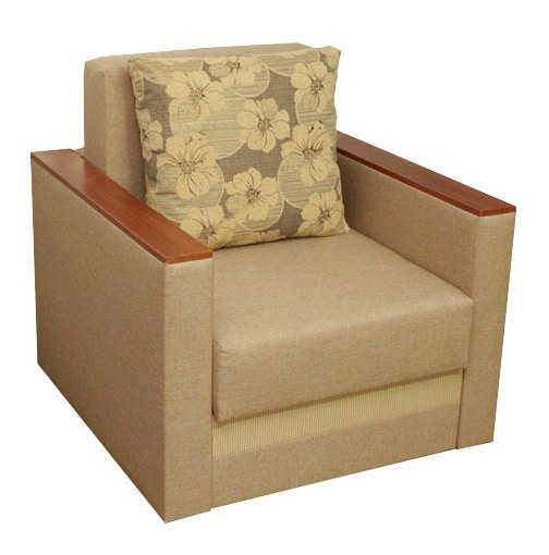 Кресло - кровать Сафари (с накладками)