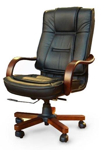 Кресло руководителя Новаро низкое