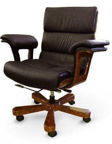 Офисное кресло Флоренция конференционное низкое