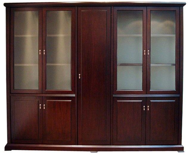 Шкаф книжный Classic 4-d 3050