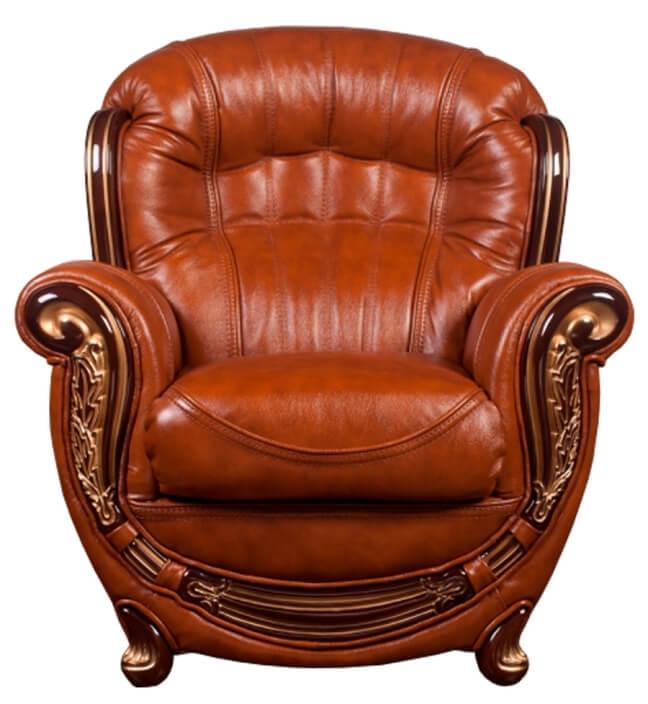 Кресло Джове кожа